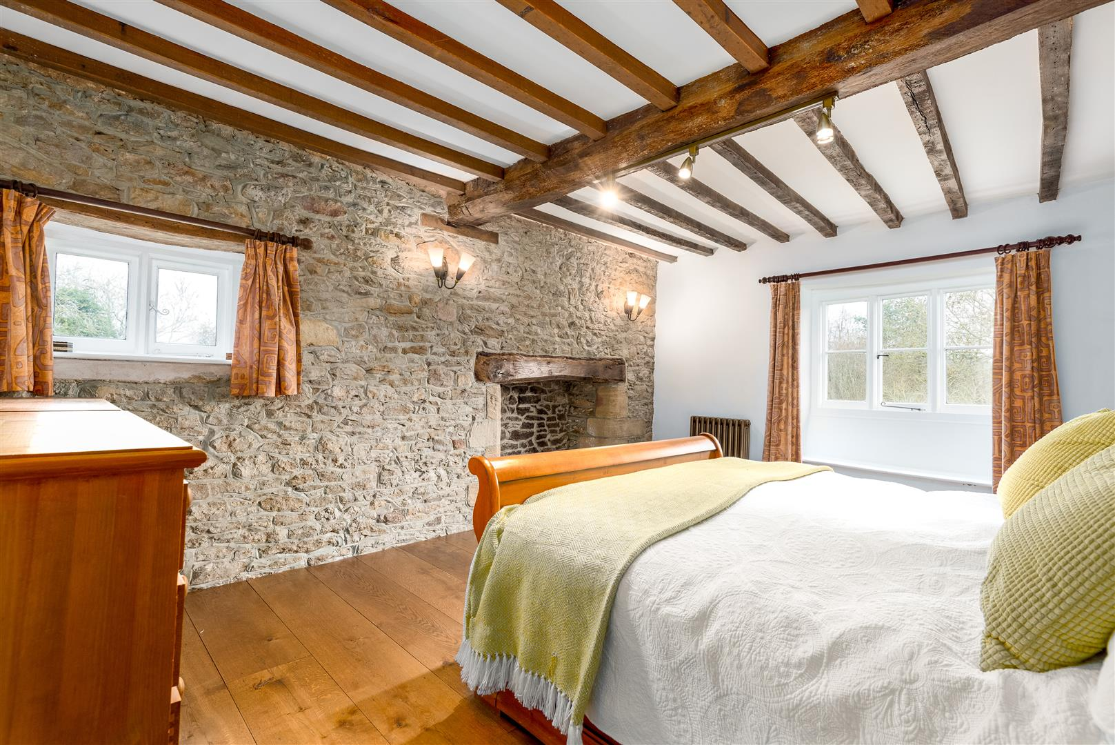 Tubney Manor - Master Suite