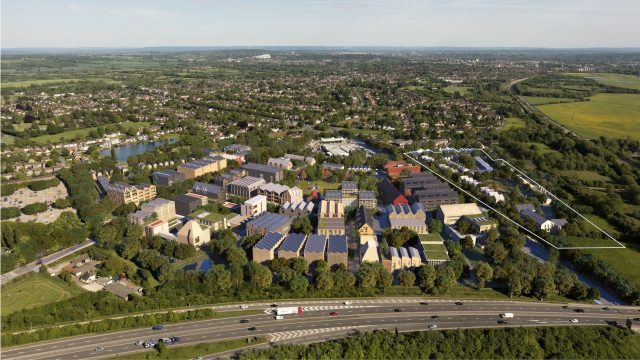 TWO selects Hill Group for first residential phase of Oxford North Project
