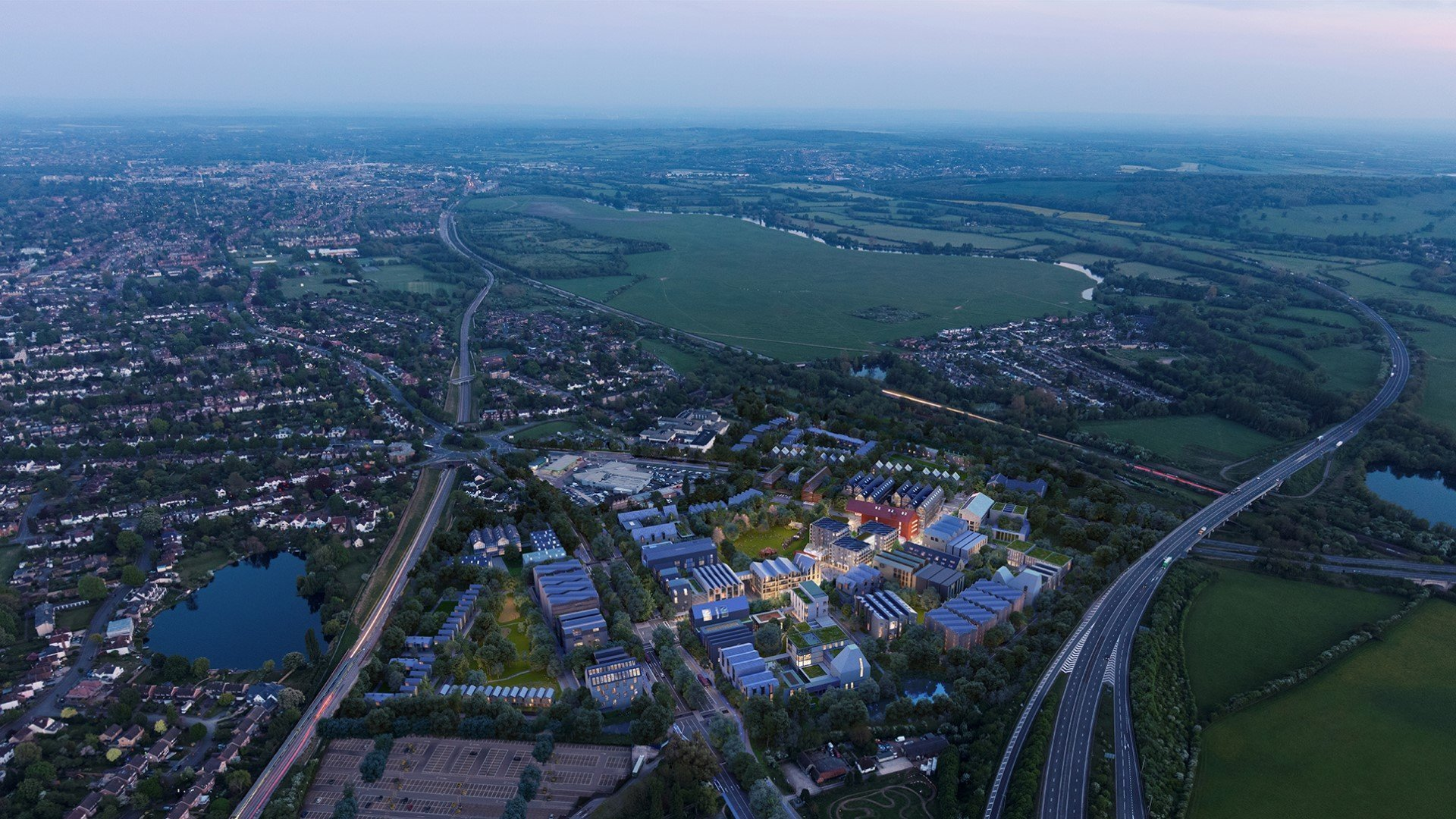 TWO submits application to kick-start work on Oxford's new life sciences district