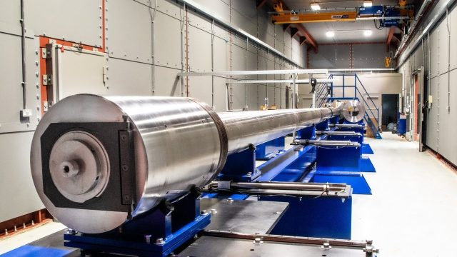 UK Science Minister to launch First Light Fusion's maiden 'Big Gun' fusion campaign