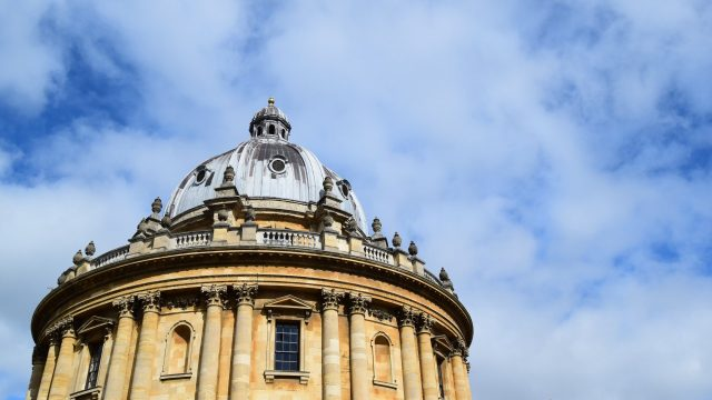 University of Oxford awarded major European Research Council funding