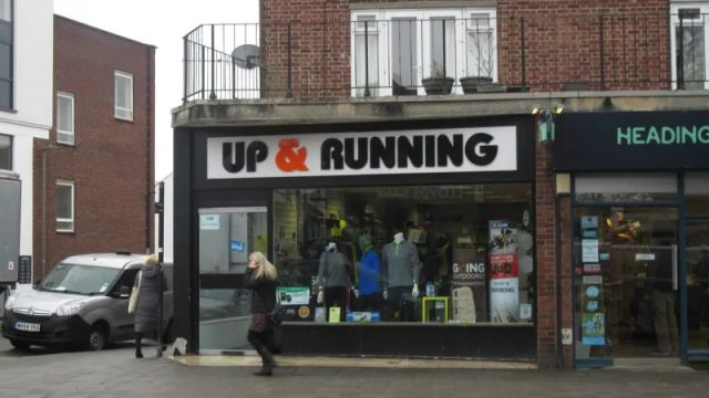 Up & Running Oxford Headington