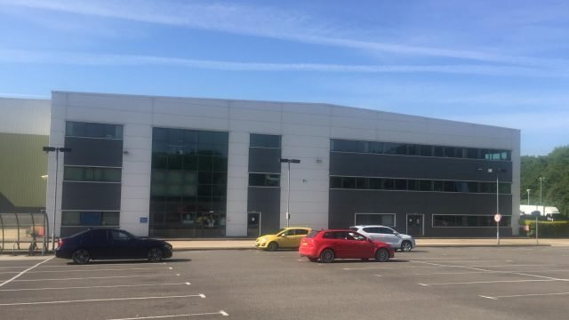 Urban Logistics REIT aquires Oxfordshire distribution warehouse