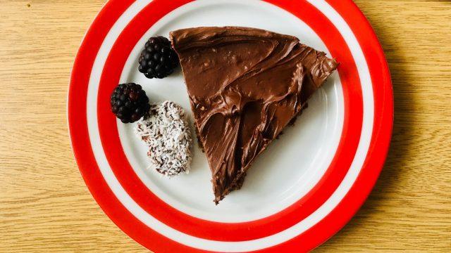 Vegan Chocolate Cheesecake Recipe