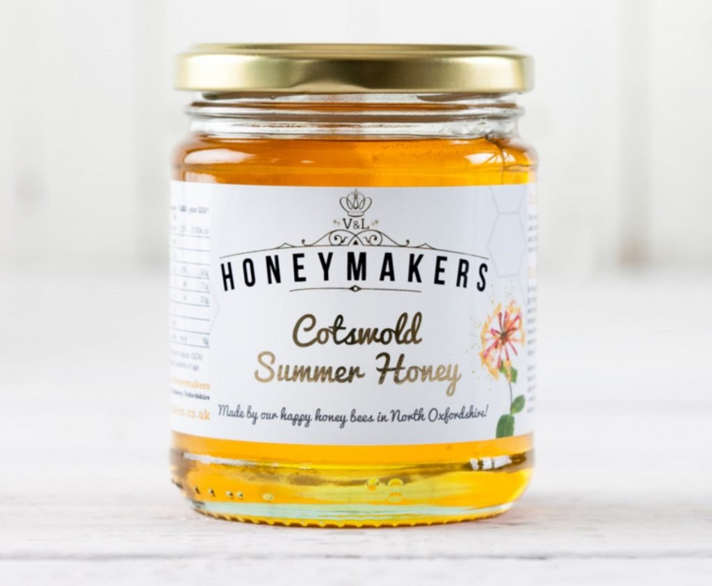 V&L Honeymakers Oxfordshire - Cotswold Summer Honey