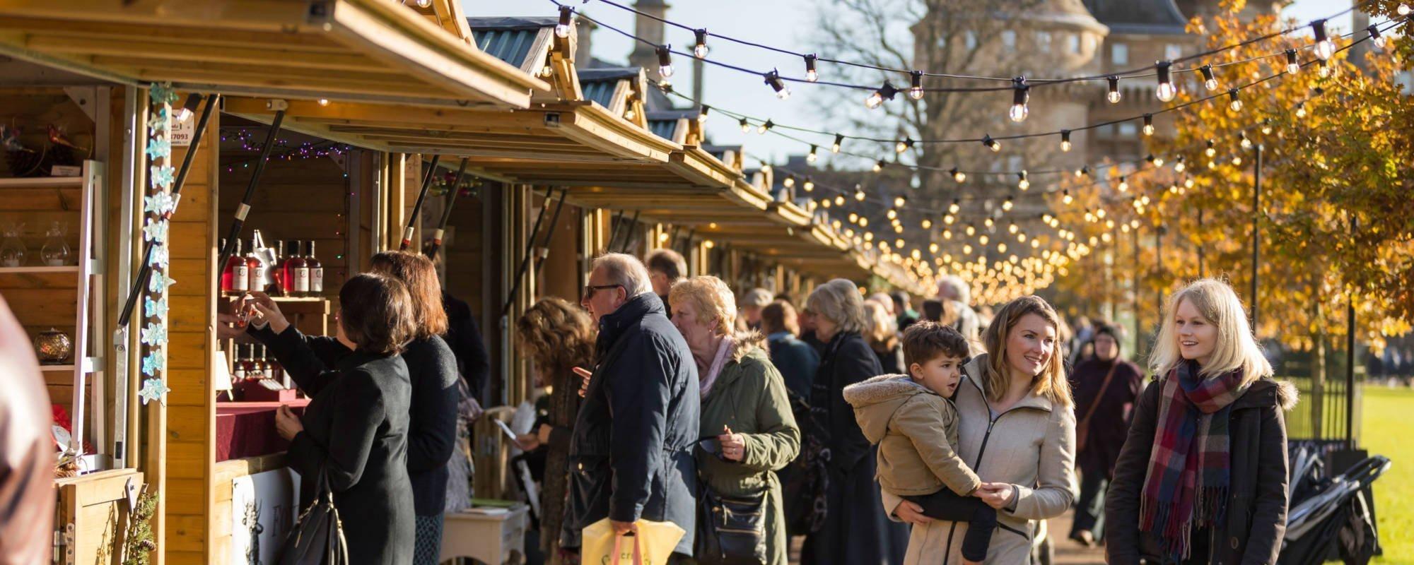 Waddesdon Manor Christmas Fair 2018