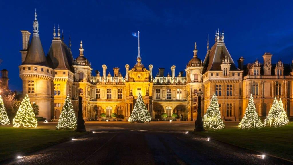 Waddesdon Manor Christmas Carnival 2018
