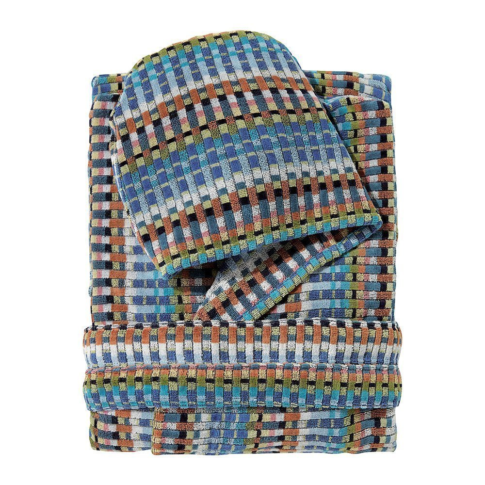 Father's Day Luxury Gift Ideas: Walbert Hooded Bathrobe from Missoni Home