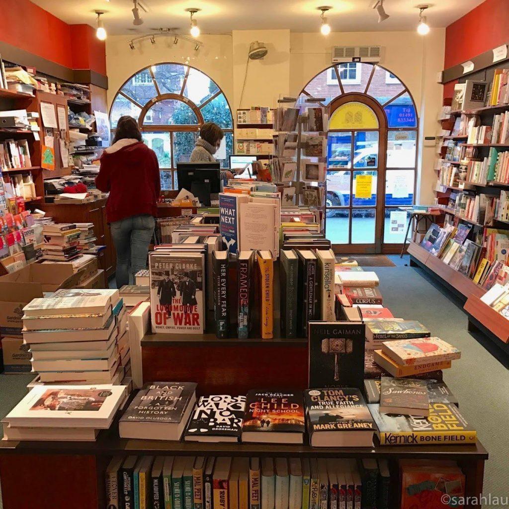 Oxfordshire's independent bookshops: Wallingford Bookshop, Wallingford