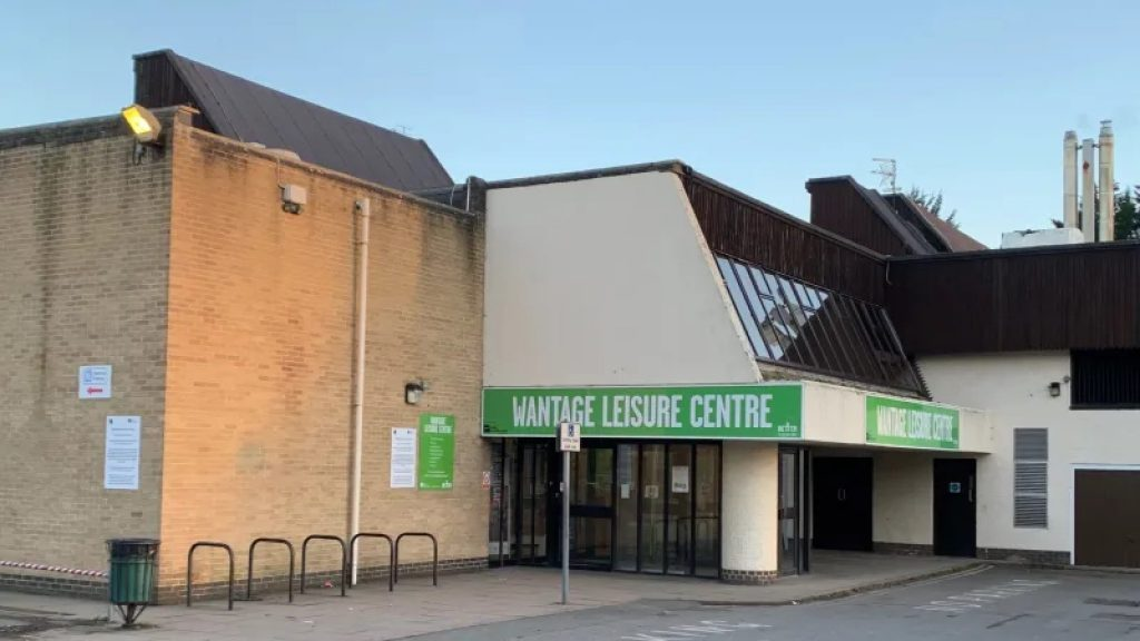 Wantage Leisure Centre, Wantage, Oxfordshire