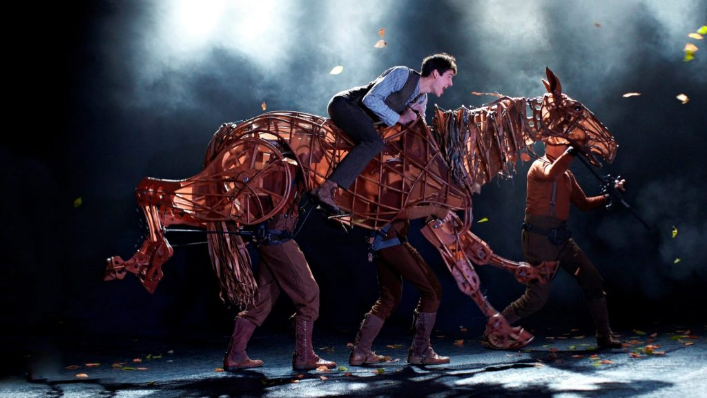 War Horse Play at New Theatre Oxford