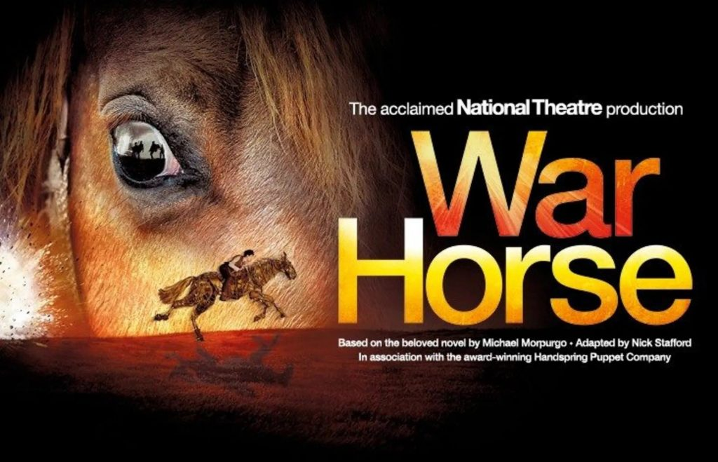 War Horse Show at New Oxford Theatre