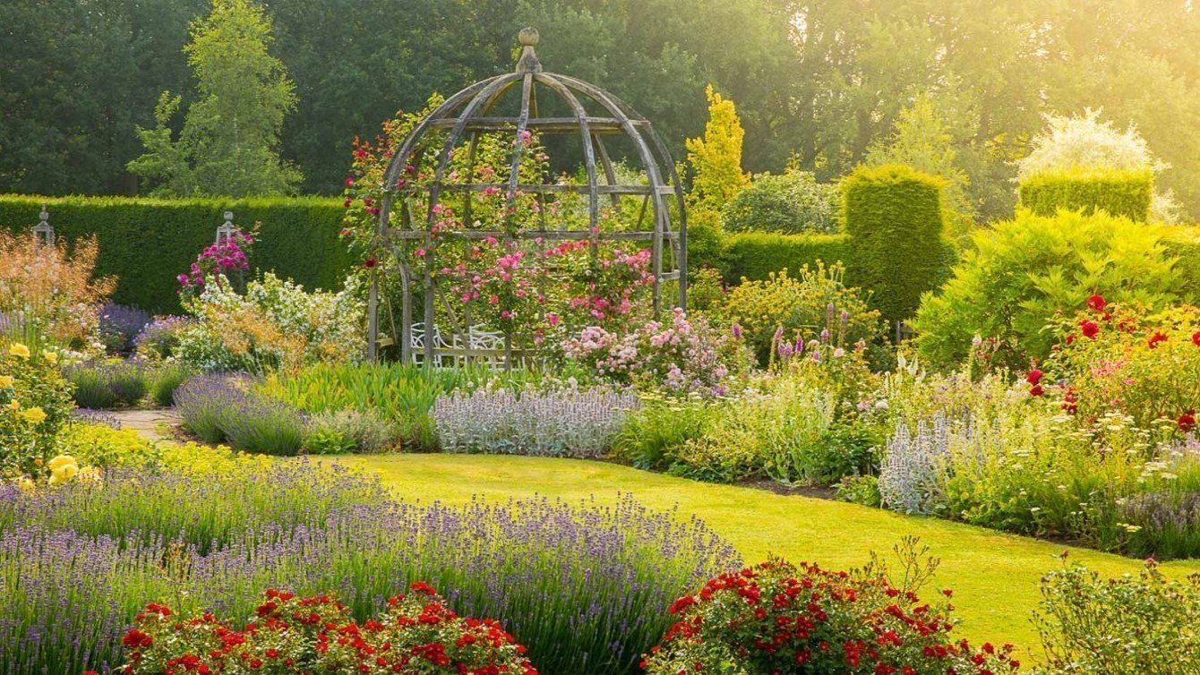 Waterperry Gardens Wheatley Oxfordshire