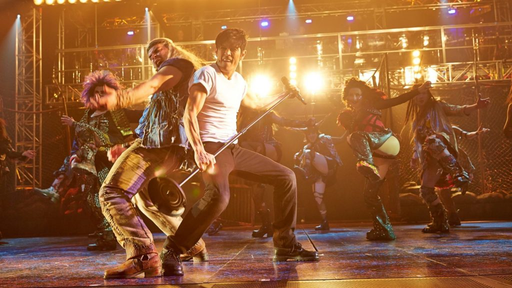 We Will Rock You Musical at New Theatre Oxford