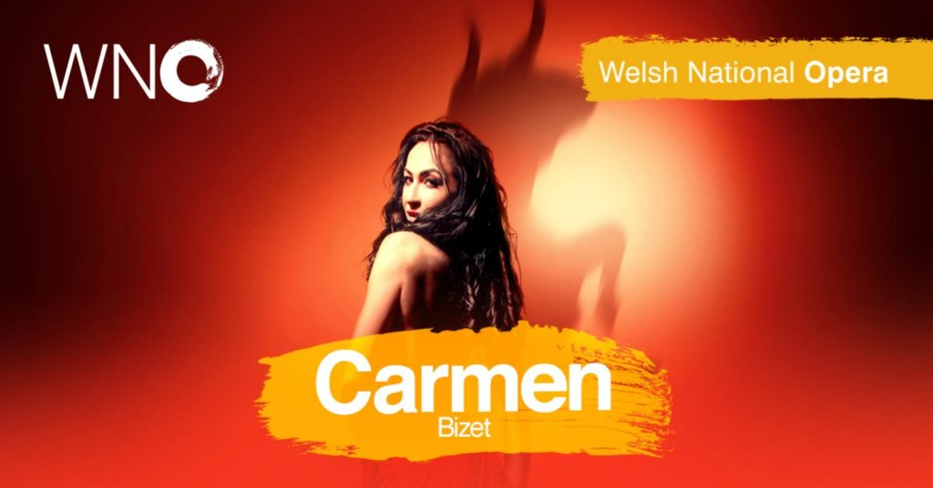 Welsh National Opera - Carmen at New Theatre, Oxford