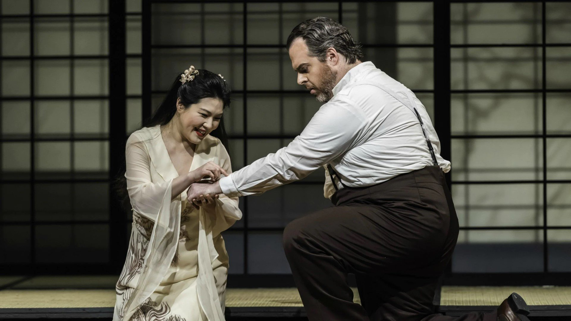 Madam Butterfly by Welsh National Opera at New Theatre Oxford