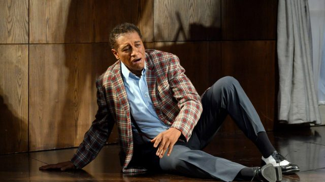 Welsh National Opera - Rigoletto at New Theatre, Oxford
