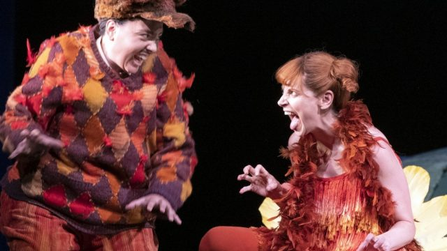 Welsh National Opera - The Cunning Little Vixen at New Theatre, Oxford