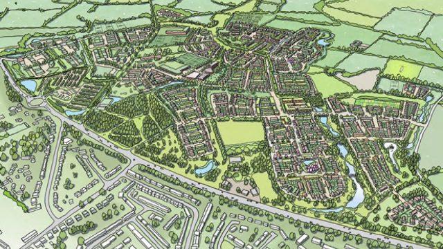 West Oxfordshire DC launches key consultation for garden village site