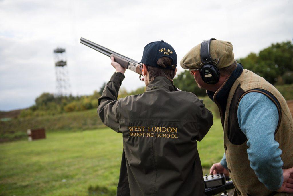 West Oxfordshire Shooting School - Part of West London Shooting School