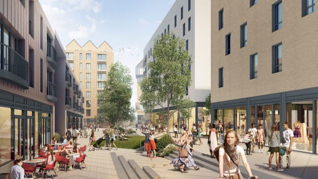 West Way Square - A mixed-use development opening in West Oxford