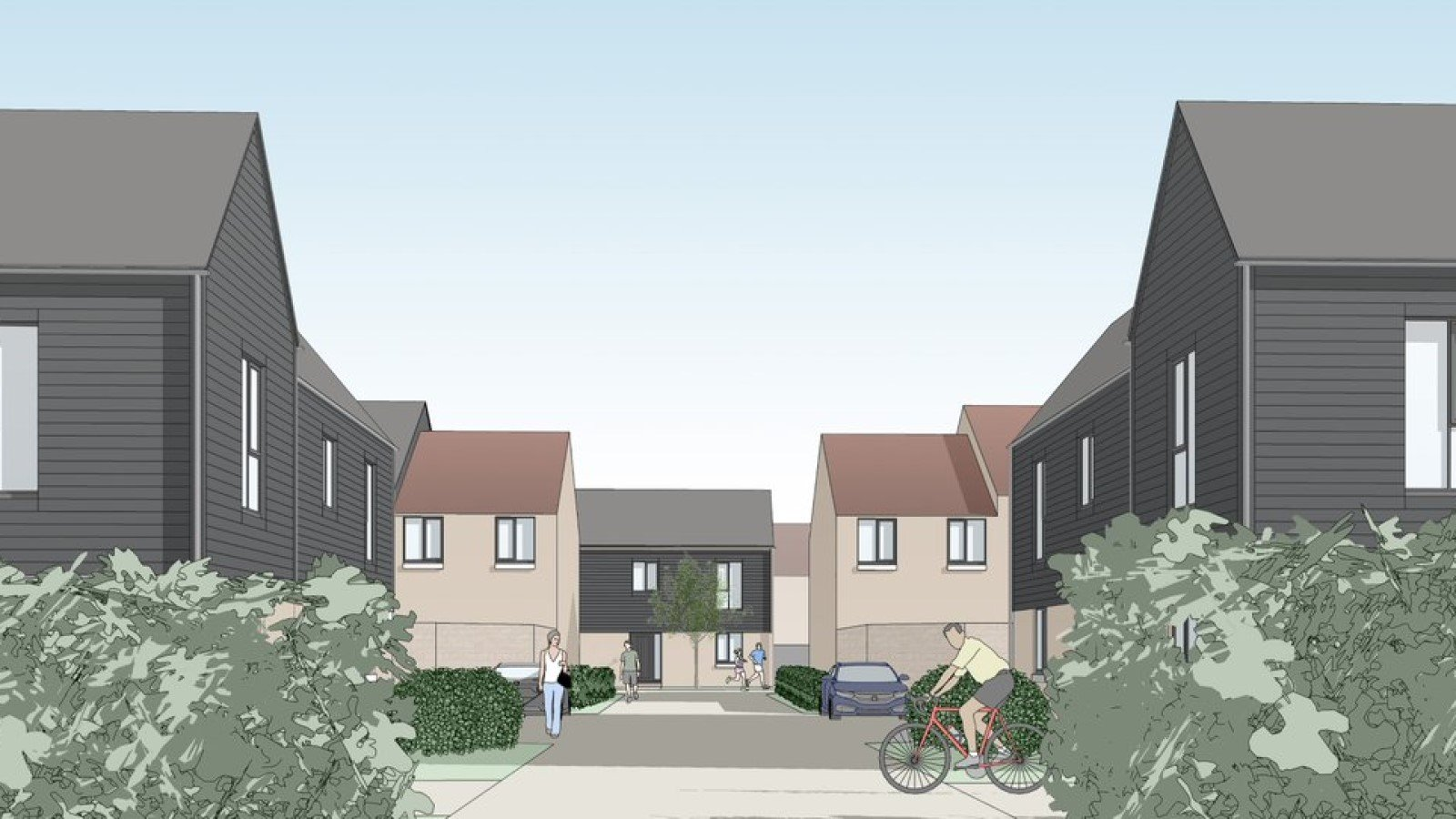 What are your views on the development of land West of Mill Lane in Marston