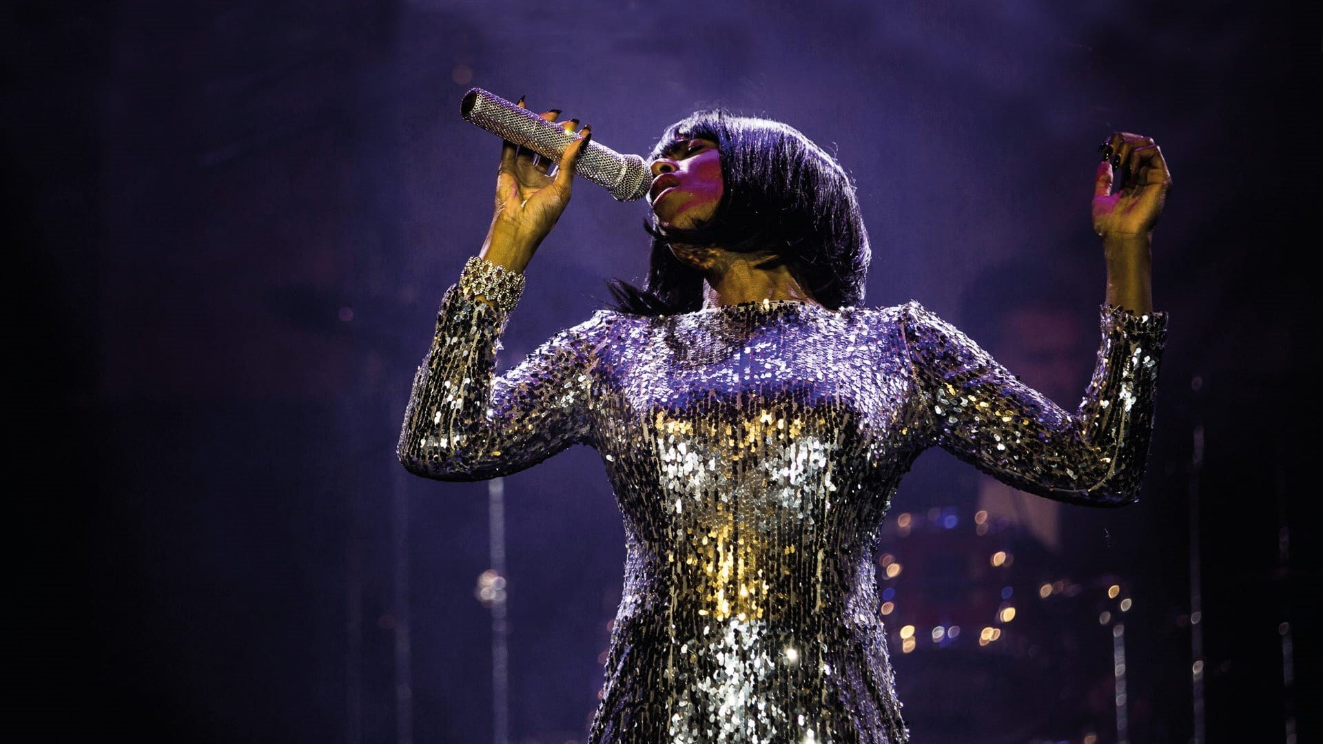 Whitney - Queen of the Night Tribute Show at New Theatre, Oxford
