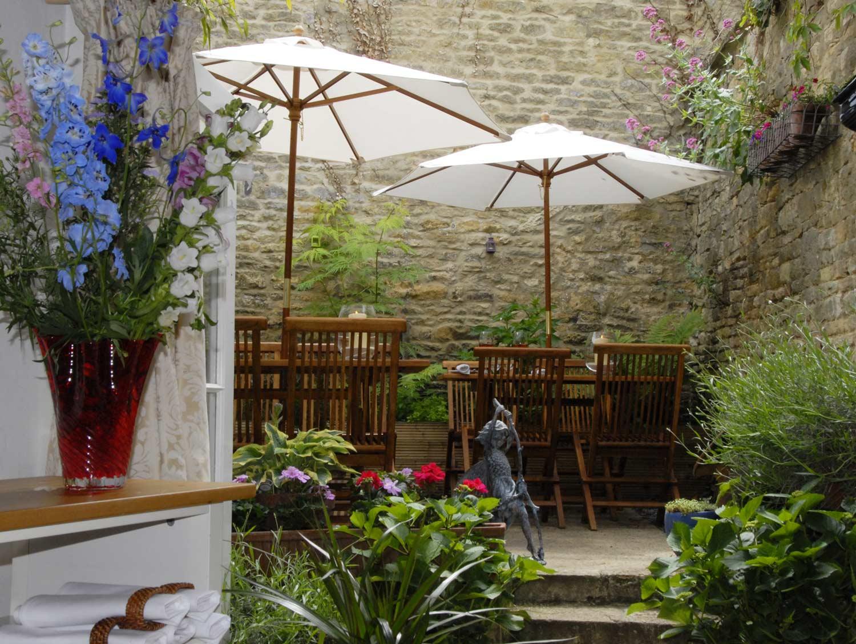 Wild Thyme Restaurant in Chipping Norton, Oxfordshire