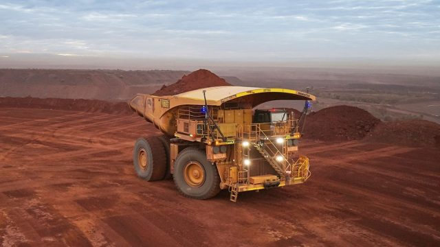Williams Advanced Engineering partners with Fortescue to develop battery electric haul truck