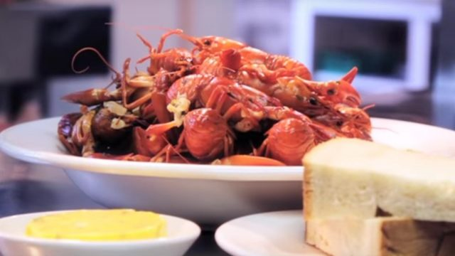 Windrush Crayfish Recipe