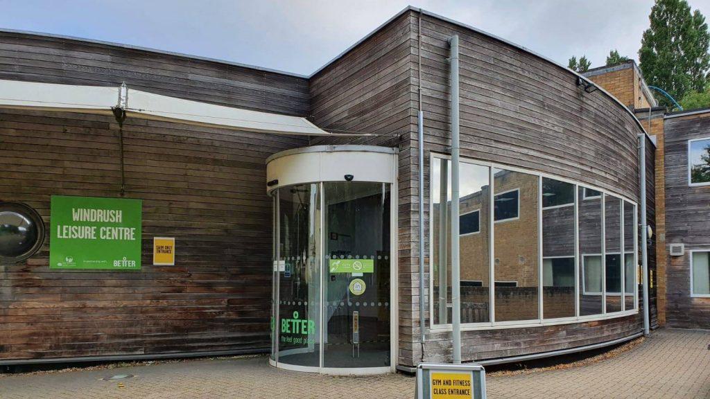 Windrush Leisure Centre, Witney