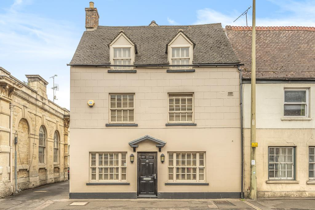 6 bedroom semi-detached house,Witney