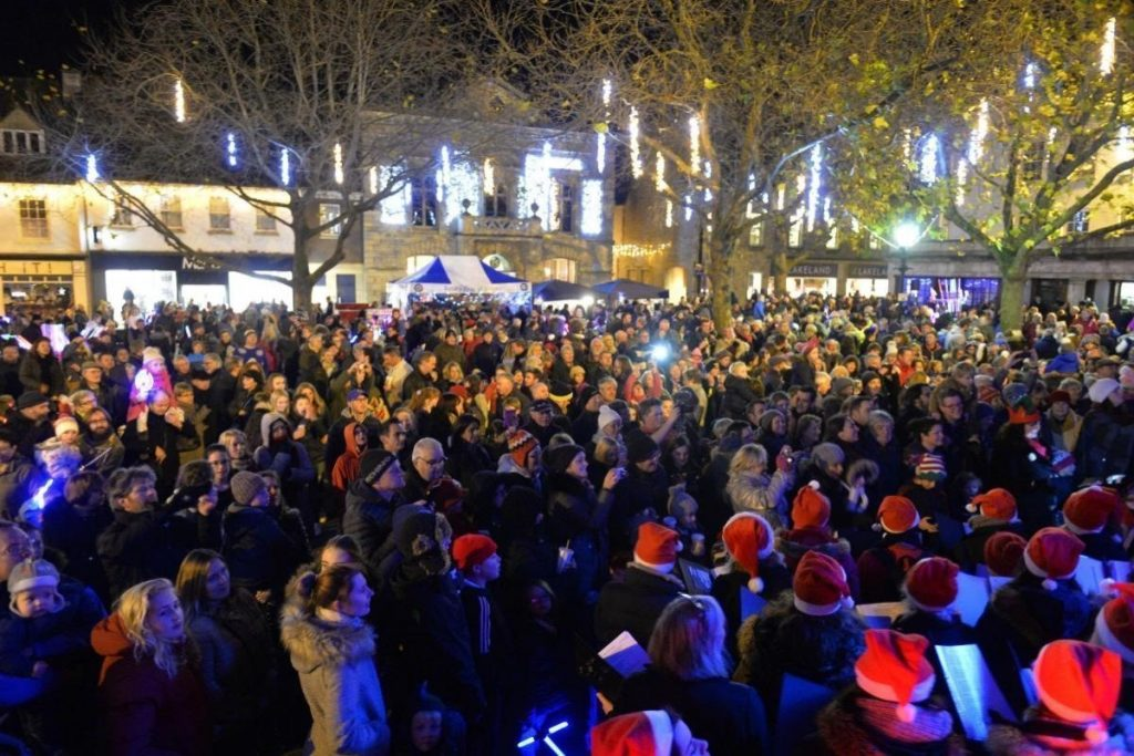 Witney Christmas Lights Switch-on Event