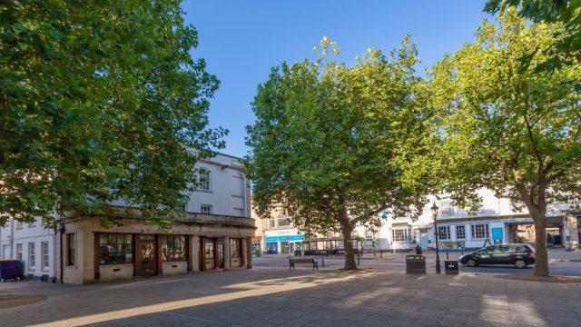 Witney Market Square