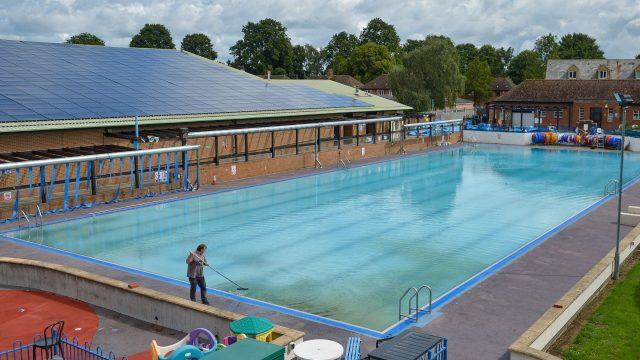 Woodgreen Leisure Centre, Banbury