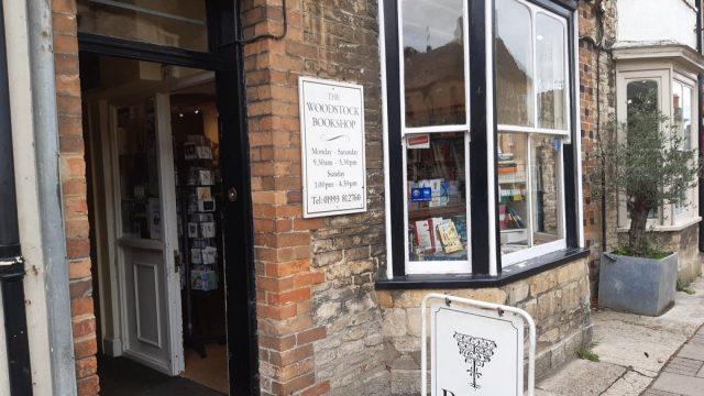 Woodstock Bookshop, Woodstock, Oxfordshire