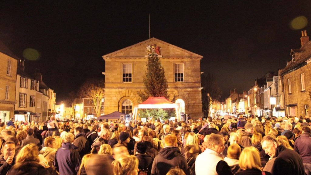 Woodstock Festive Fayre and A Night of a Thousand Candles