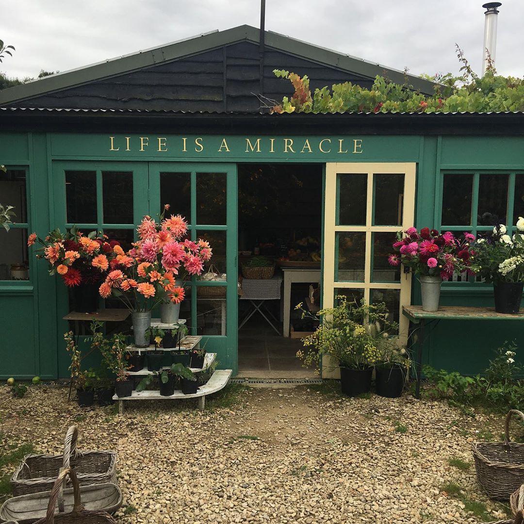 Worton Kitchen Garden, Cassington, West Oxfordshire - Image Gallery 01