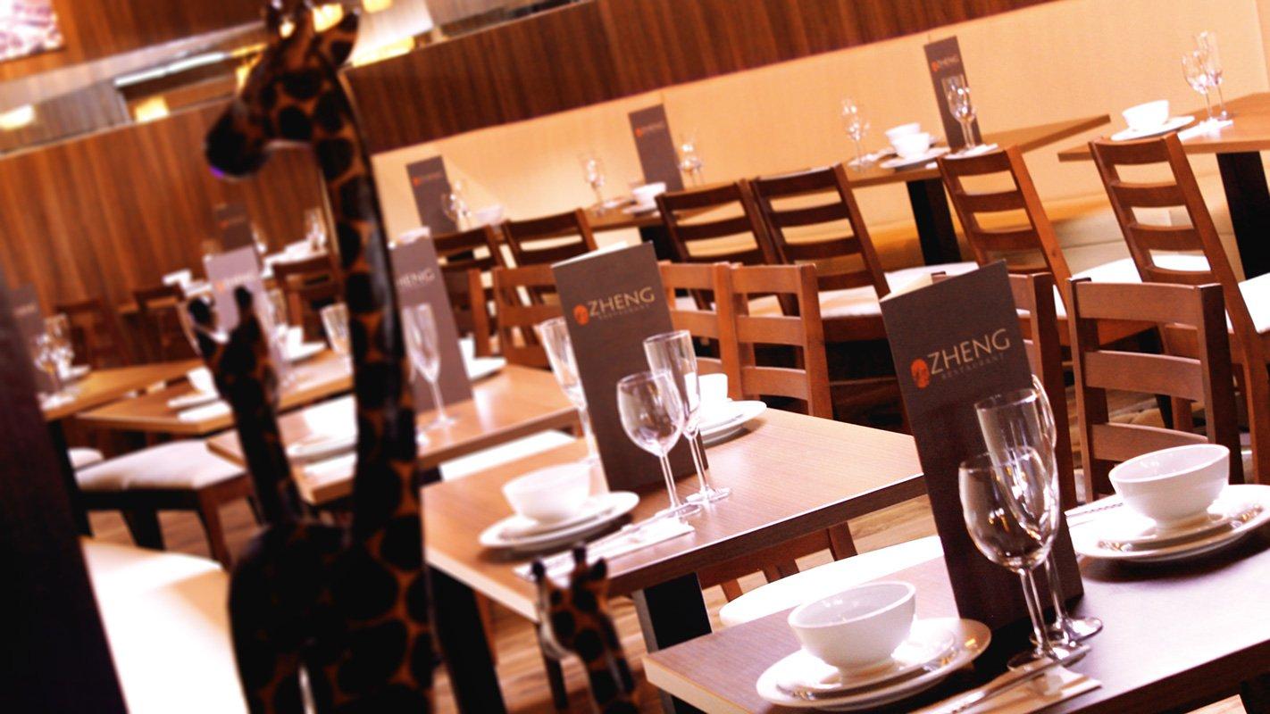 Zheng Chinese Restaurant, Oxford - Gallery Image 12
