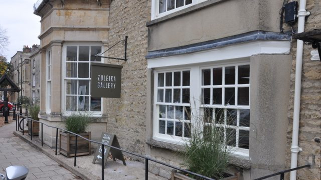 Zuleika Gallery, Woodstock, Oxfordshire